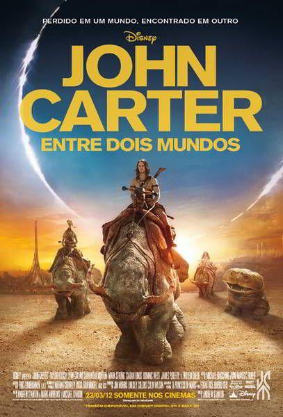 Ver John Carter Entre Dos Mundos 2012 Online Descargar Hd Gratis Espanol Latino Subtitulada Movie Posters Walt Disney Movies Fantasy Movies