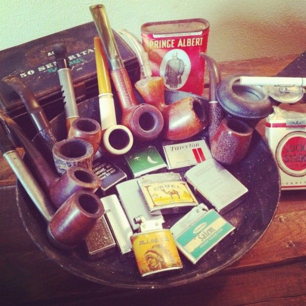 vintage - pipes