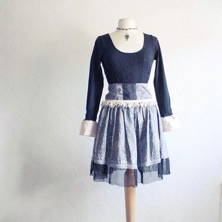 Upcycled Clothing Ideas   visit etsy com