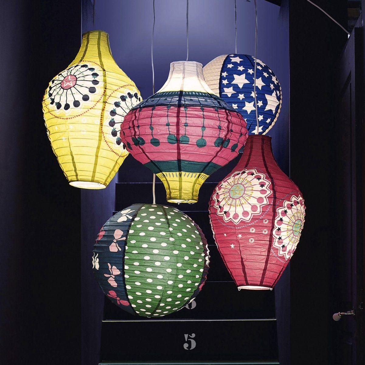 Suspension forme lanterne Aladin Am Pm Parties