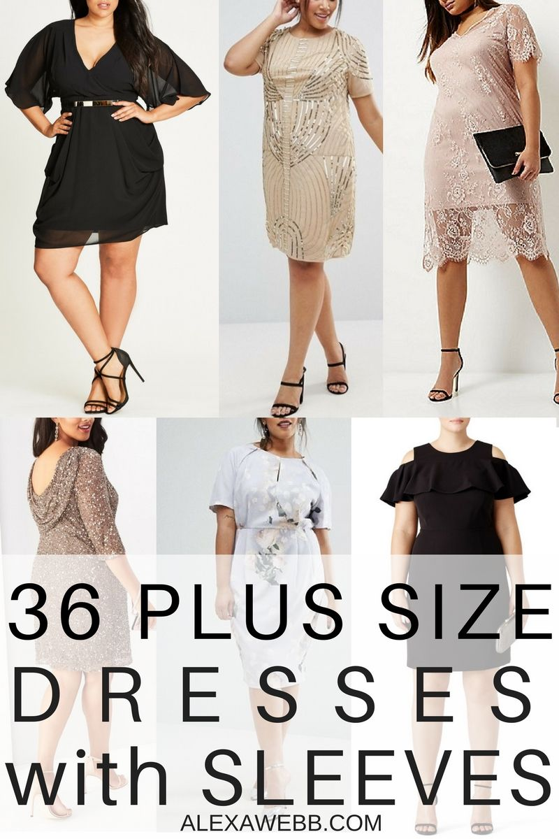 Curvy wedding guest dresses asos   Plus Size Wedding Guest Dresses with Sleeves  Them Read more