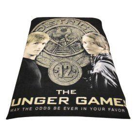 The Hunger Games Movie Fleece polar`Katniss & Peeta` $37.99