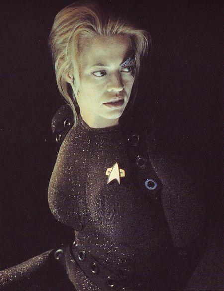 Pin By Vos Cacas On Jeri Ryan A K A Seven Of Nine Star Trek Characters Star Trek Series Star Trek Voyager