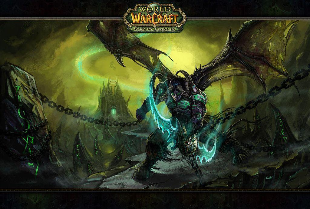 my favorite warcraft wallpaper - photo #9
