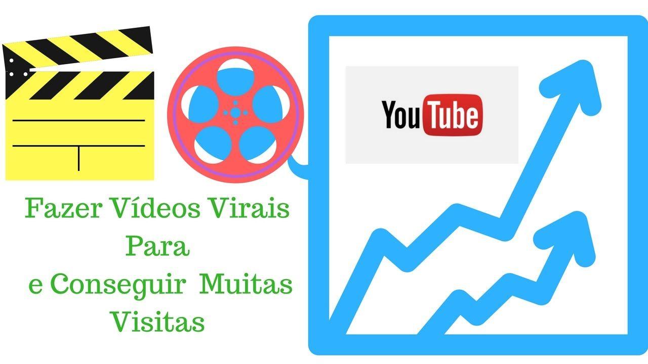 Como Fazer Um Vídeo E Conseguir Muitas Visualizações, Em Poucos Dias!