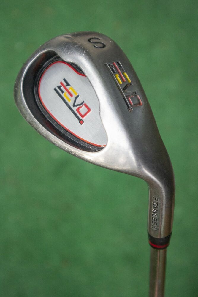 golf zevo sand clubs wedge stainless steel