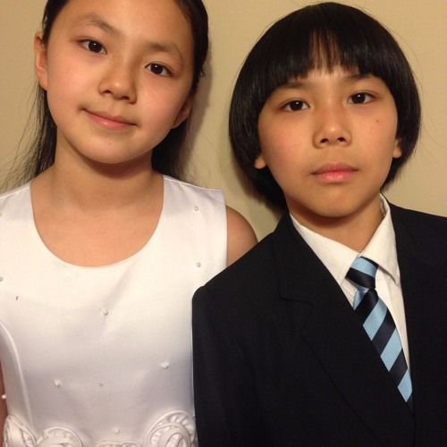 In Christ Alone piano duet for the CSO  jerry and Joanna Wang by Conductorwoman on SoundCloud