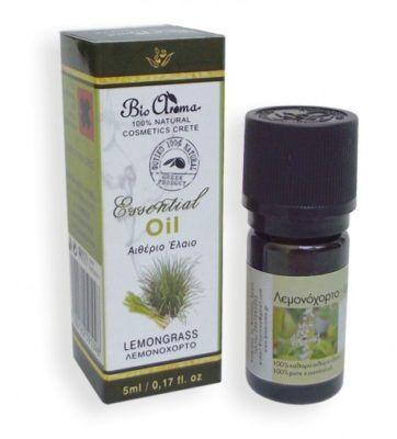 Citroengras etherische olie , voor aromatherapie bij u thuis 5ml.