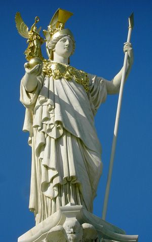 Mythological Pallas Athene Is The Goddess Of Wisdom Born From The Head Wisdom Of Zeu Greek Mythology Gods Greek And Roman Mythology Athena Goddess Of Wisdom