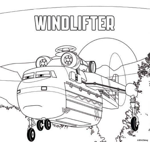 afbeeldingsresultaat voor planes kleurplaat  ausmalbilder