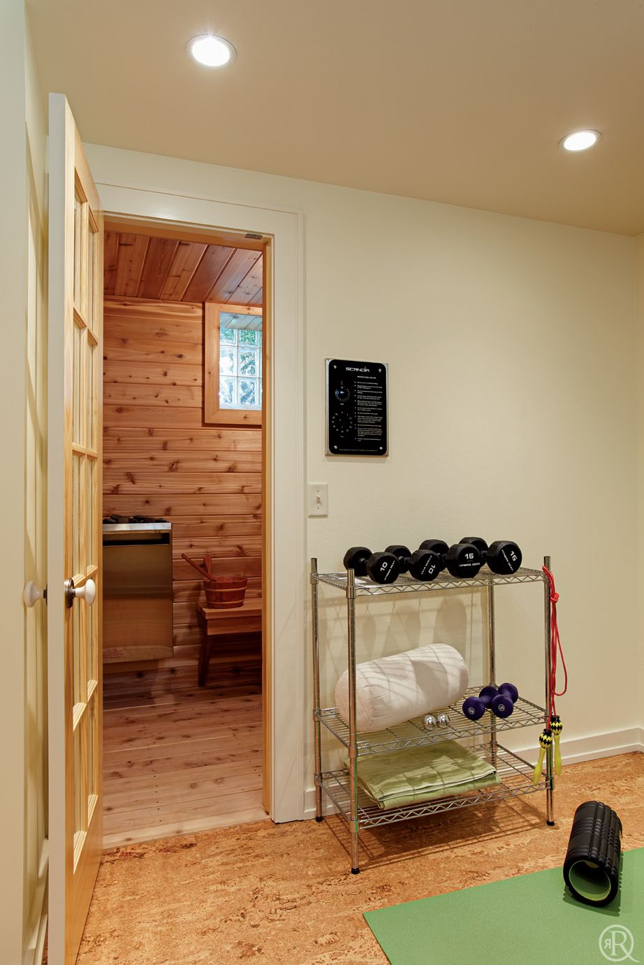 Best Of How to Build A Sauna In Basement
