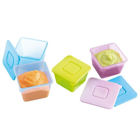 Love These Stackable Freezable Storage Containers This Would Be
