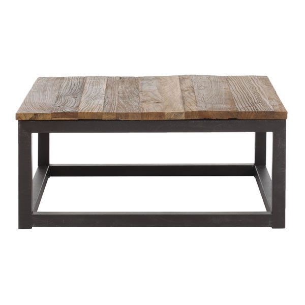 Coffee Tables Square Wood