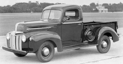1940 1949 Ford Trucks Ford Pickup Trucks Ford Trucks Vintage