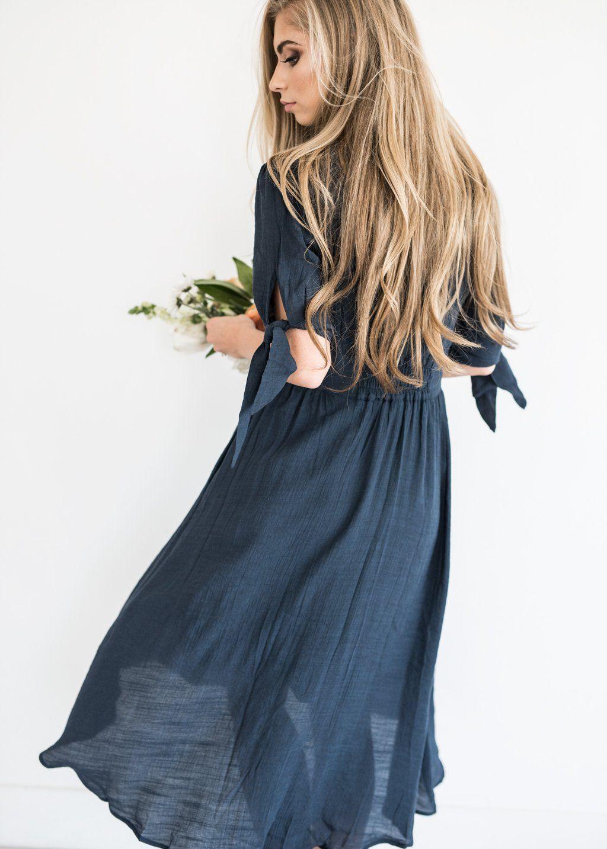 219d8611058 Prussian Wind Button-Down Dress, nursing friendly dress, maternity dress,  bridesmaid dress, modest dress, modest fashion, jessakae, bell sleeves, ...
