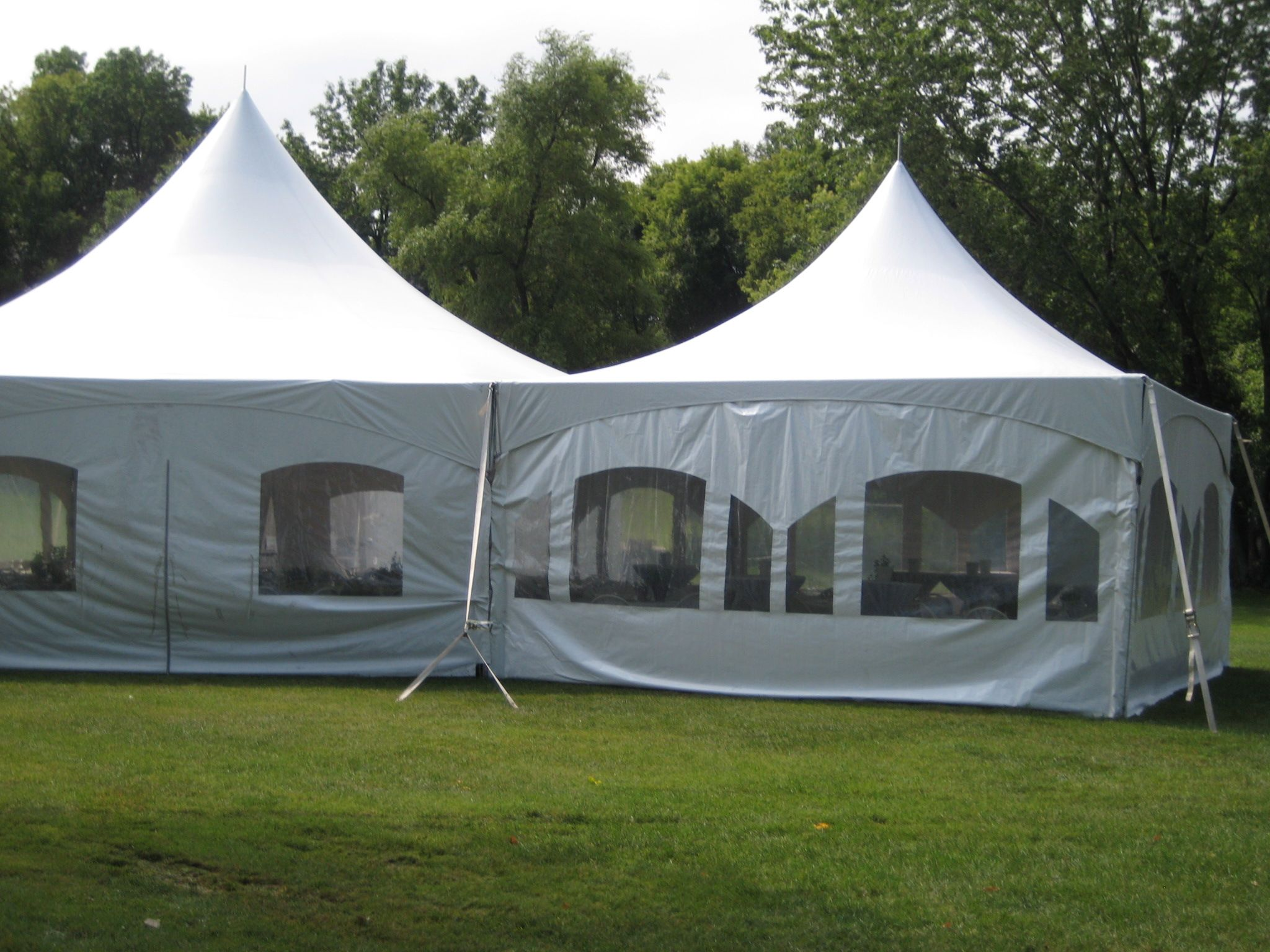 Put Two Or More Tents Together To Create More Space Event Rental Event Tent Tent