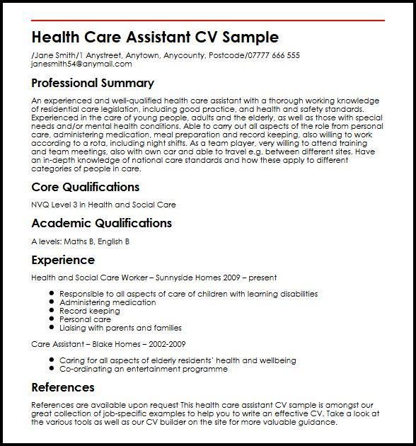 Mental Health Care Worker Sample Resume mental health care worker sample resume simple resume