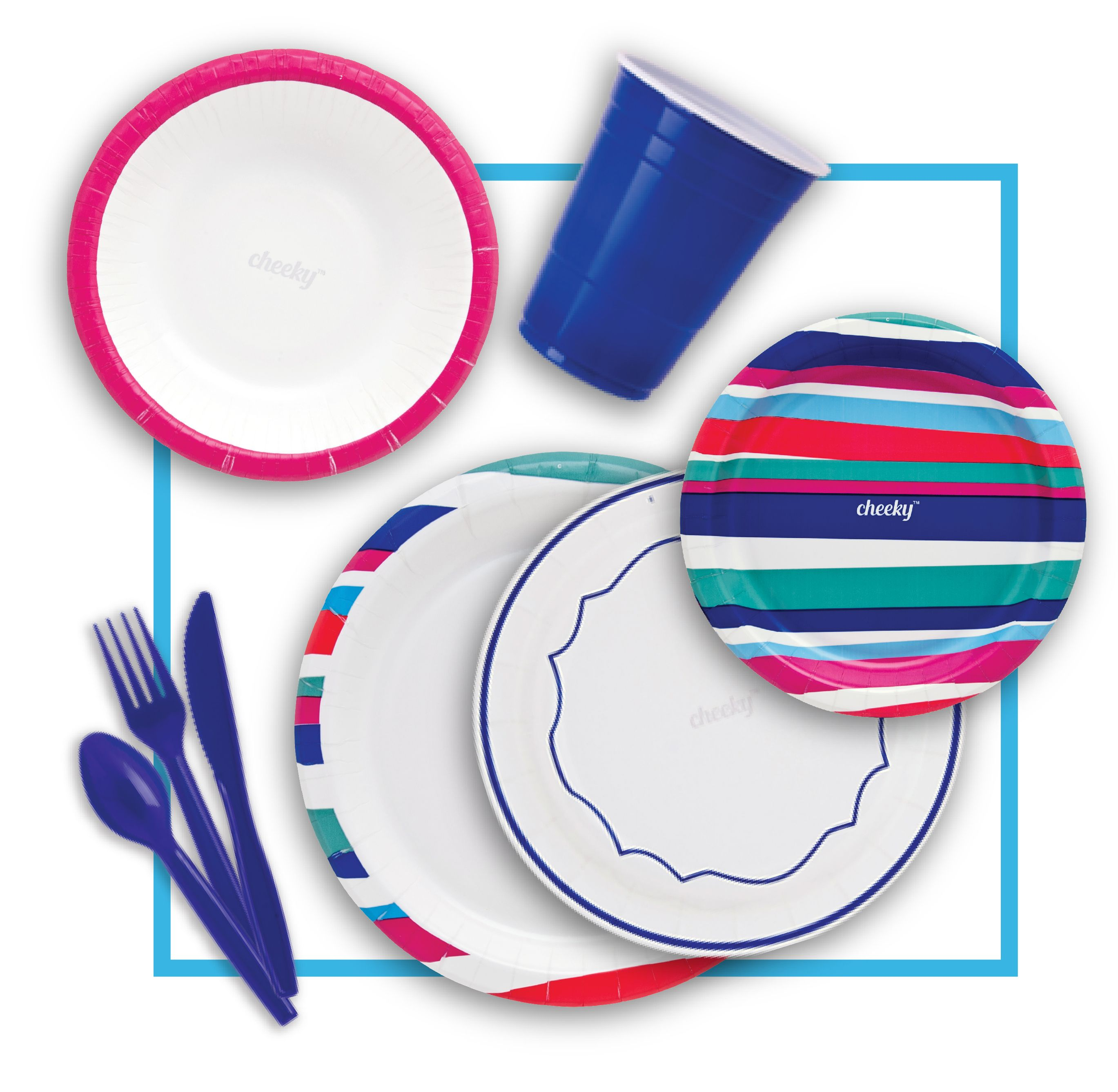Down with the boring paper plate! Get Cheeky at Target.  sc 1 st  Pinterest & Down with the boring paper plate! Get Cheeky at Target. | preppy fun ...