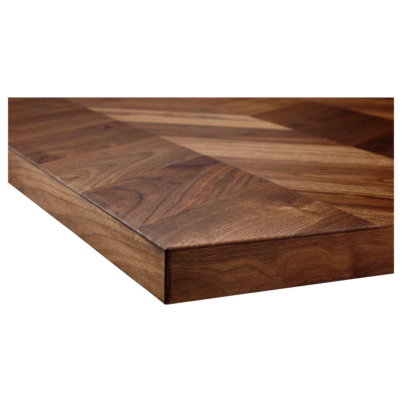 Countertop Walnut Veneer 98x1 1 2 In 2020 Countertops Wood