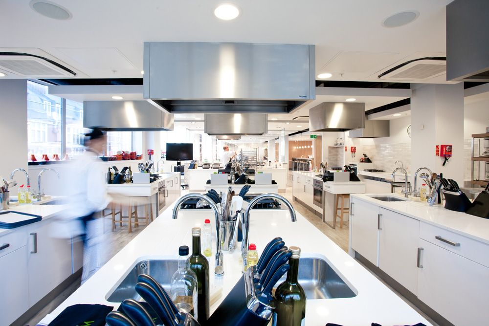 Waitrose-Cookery-School-Kitchen | projects || master | design ...
