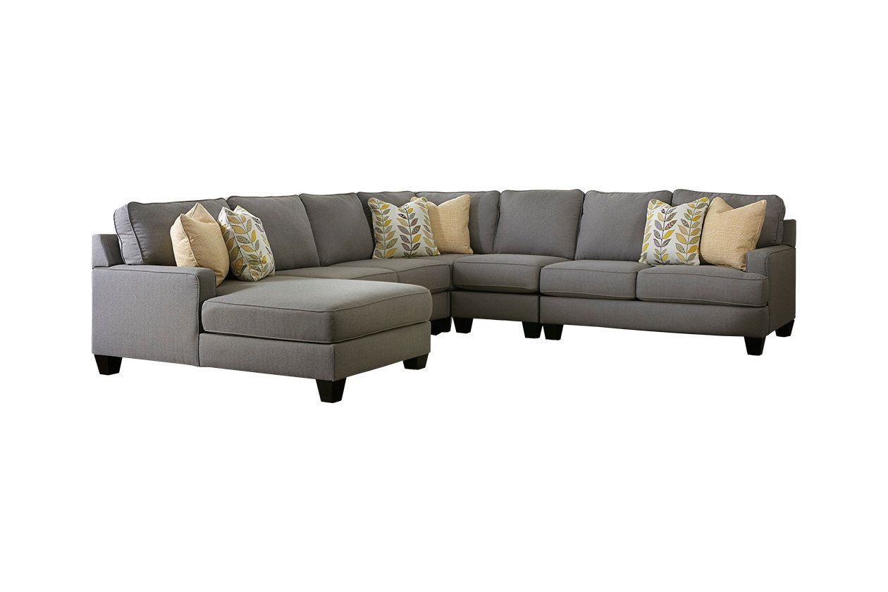 Best Chamberly 5 Piece Sectional With Chaise Sectional Sofa 400 x 300