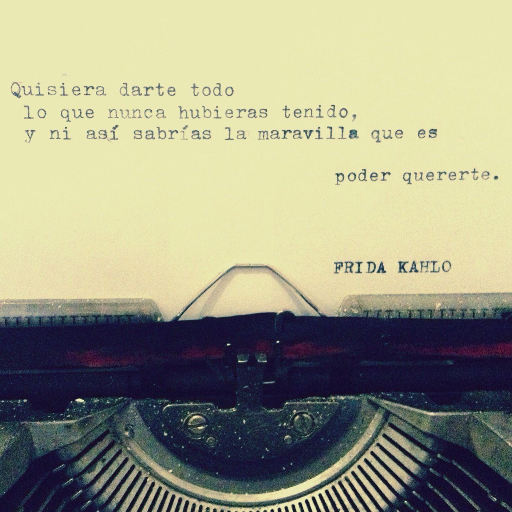 Frida Kahlo Love Quotes Awesome ❤ #frida #kahlo #love  D  Pinterest  Frida Kahlo Beautiful