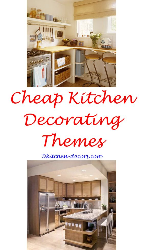 Lovely Small Kitchen Wall Decor
