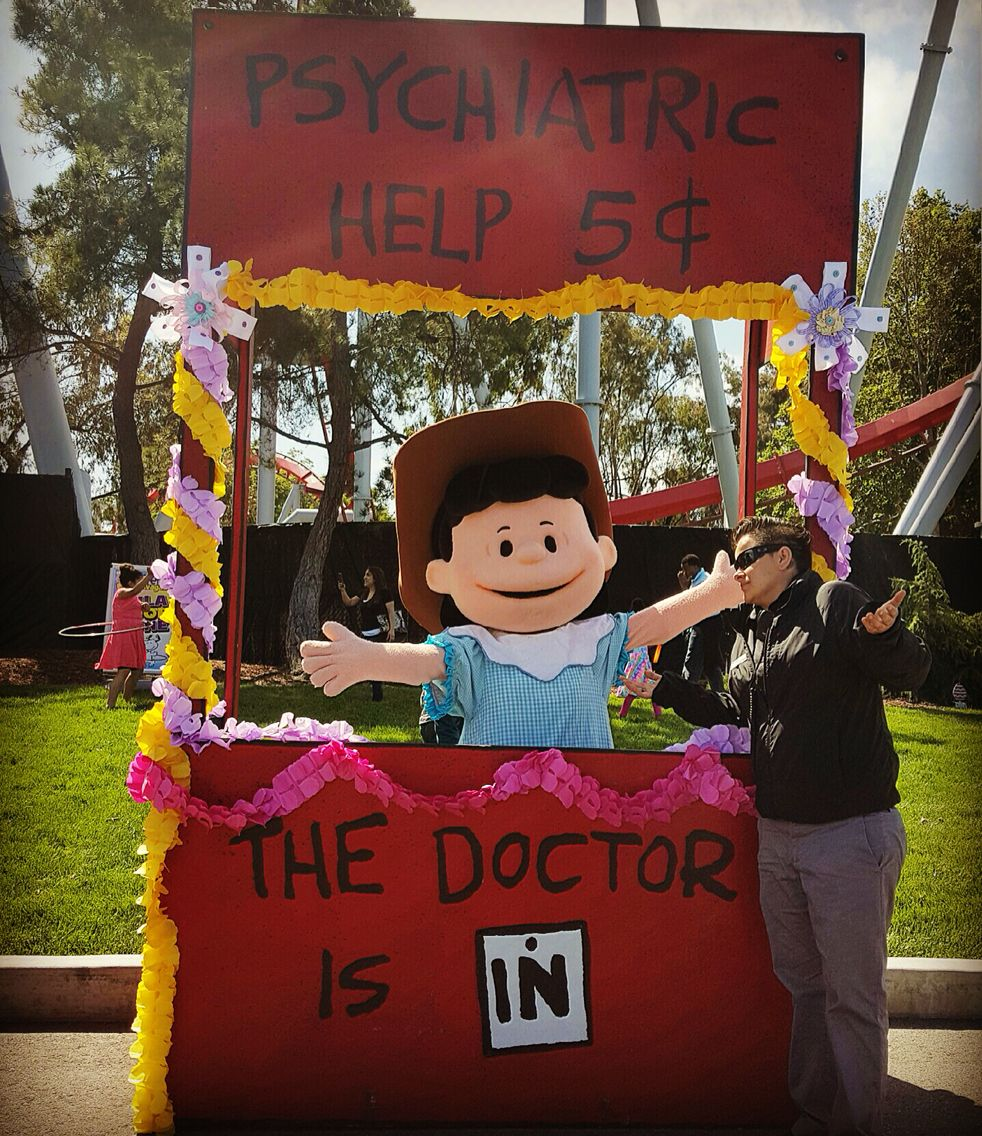 Lucy van pelt easter at great america californias great america lucy van pelt easter at great america kristyandbryce Image collections