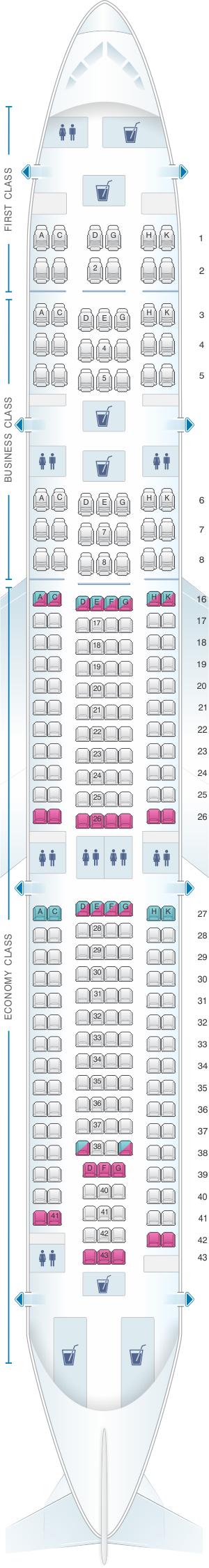 Air Tahiti Seat Selection Only In Tahiti Air Tahiti Nui