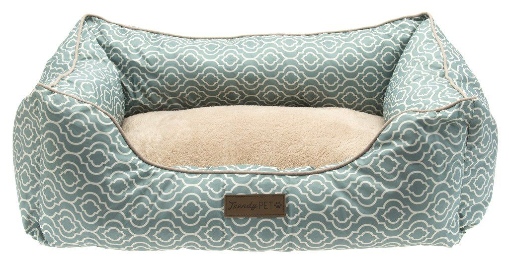 Modern Chic Trellis Cat or Dog Bed by Trendy