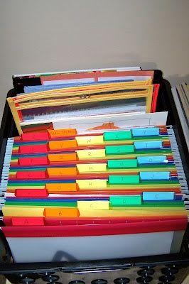Photo of Homeschool Room Organization