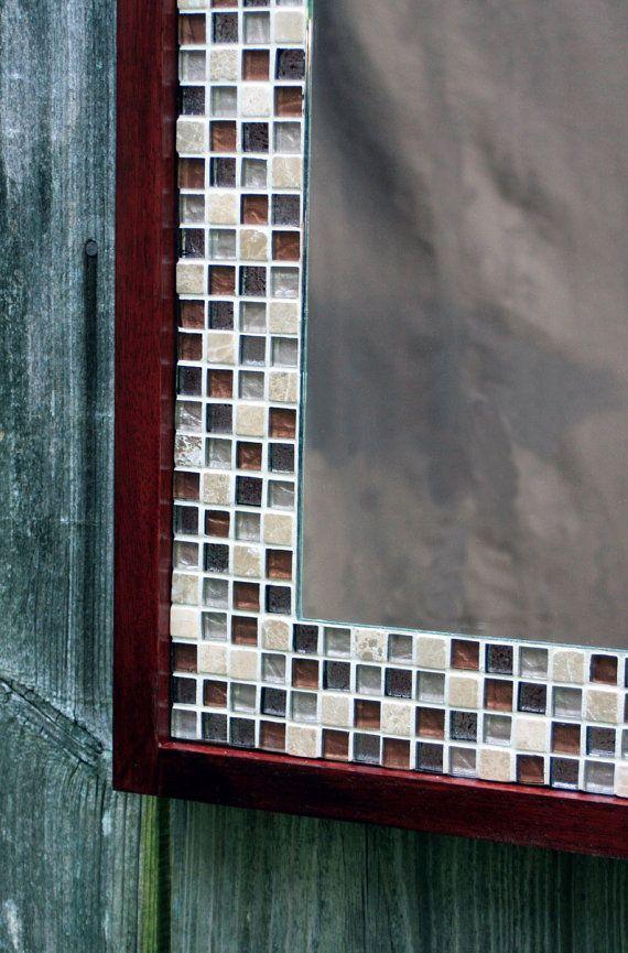 Best Of Brown Framed Mirror