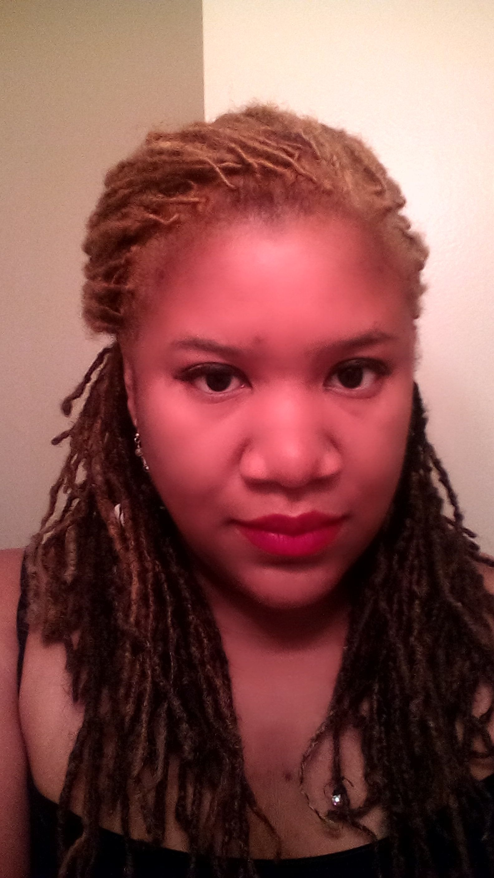 my blonde locs Loc Favs and Other Stuff Pinterest