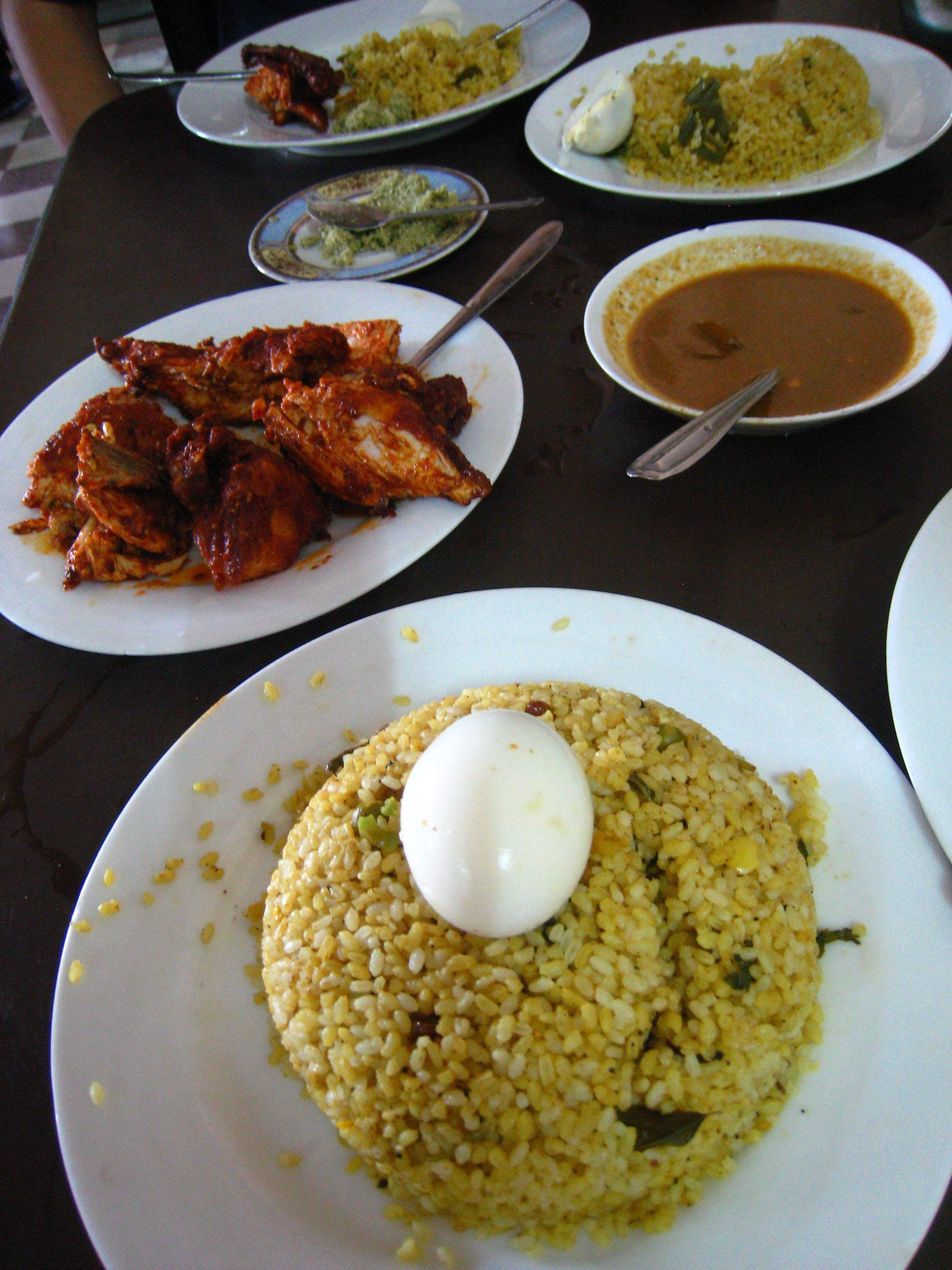 Food I love - Sri lankan curry - Colombo, Sri Lanka