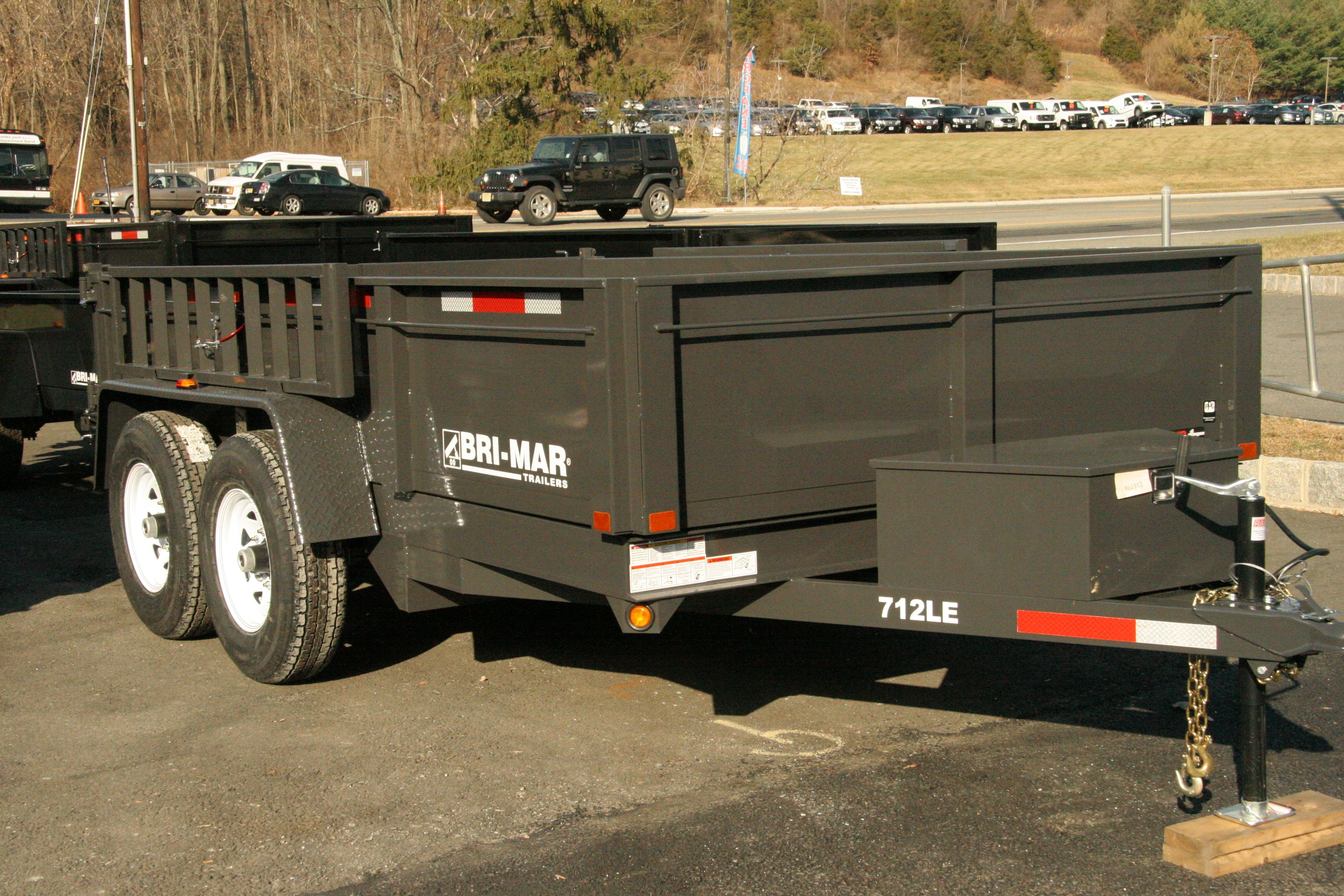 dark grey bri mar dump trailer great color! check it out! Ford 7 Pin Wiring Diagram dark grey bri mar dump trailer great color! check it out