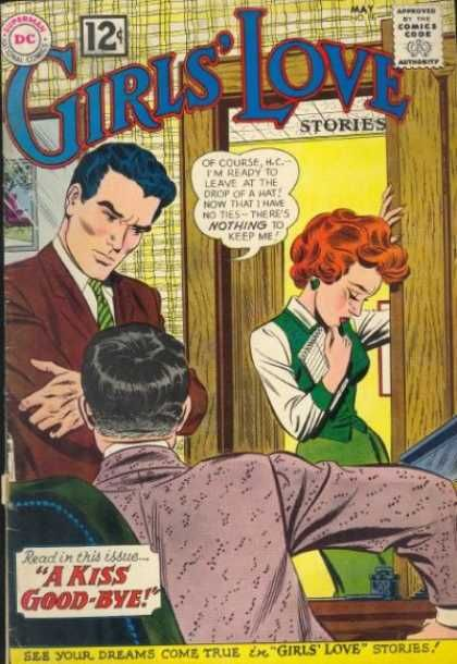 Girls' Love Stories 86
