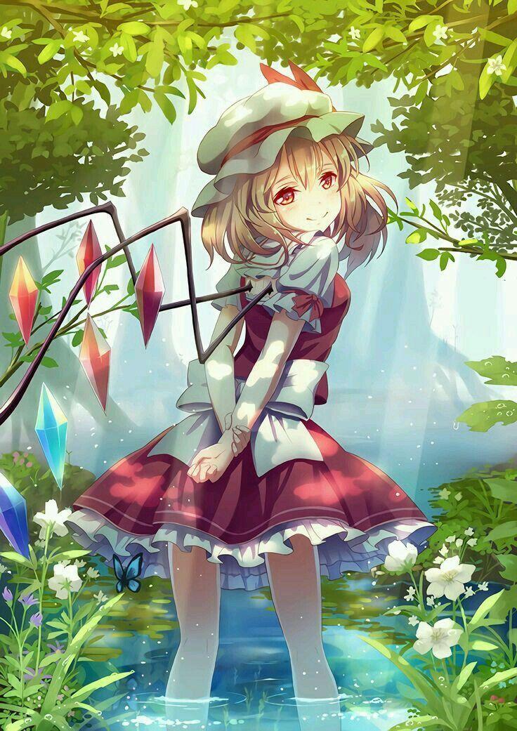 Pin de 082254821632 Bunga em anime Raparigas anime