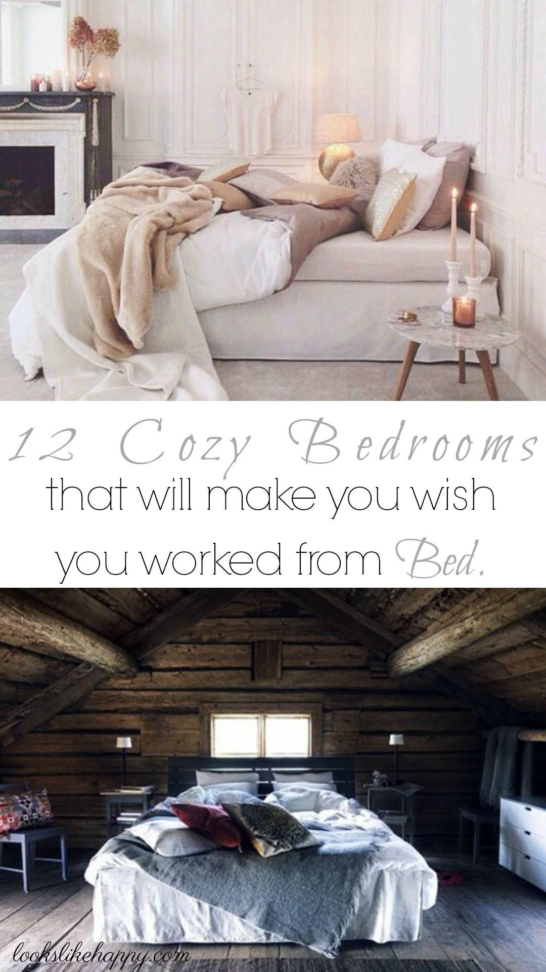 12 Cozy Bedroom Ideas How To Make Your Bedroom Cozy