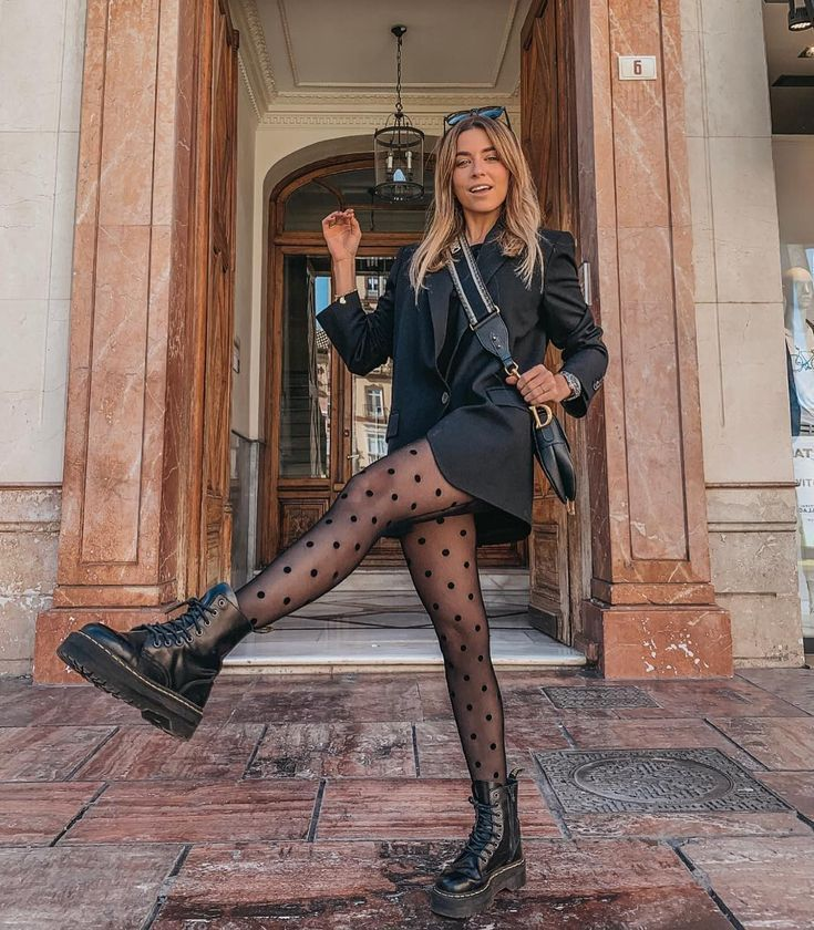 Tendency: Dr. med. Martens Boots – see tips and sources in Brazil … – #B … – Skirt Ideas – #Brazil #Ideen #Martens #med
