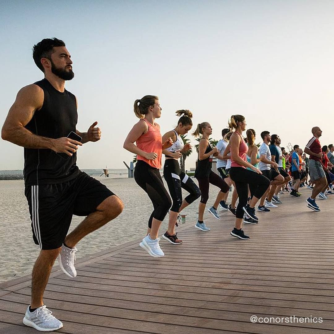 Dubai Fitness Challenge 30 Days Of Free Events Begins Now