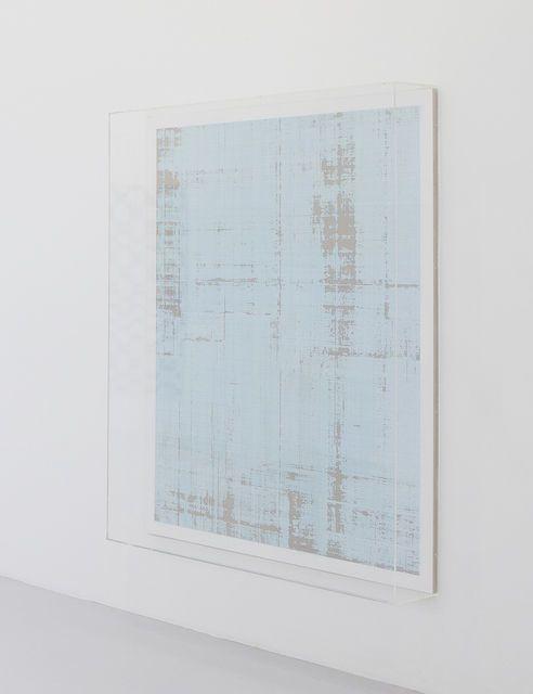 ERIC BAUDART Papier Millimétre, 2014