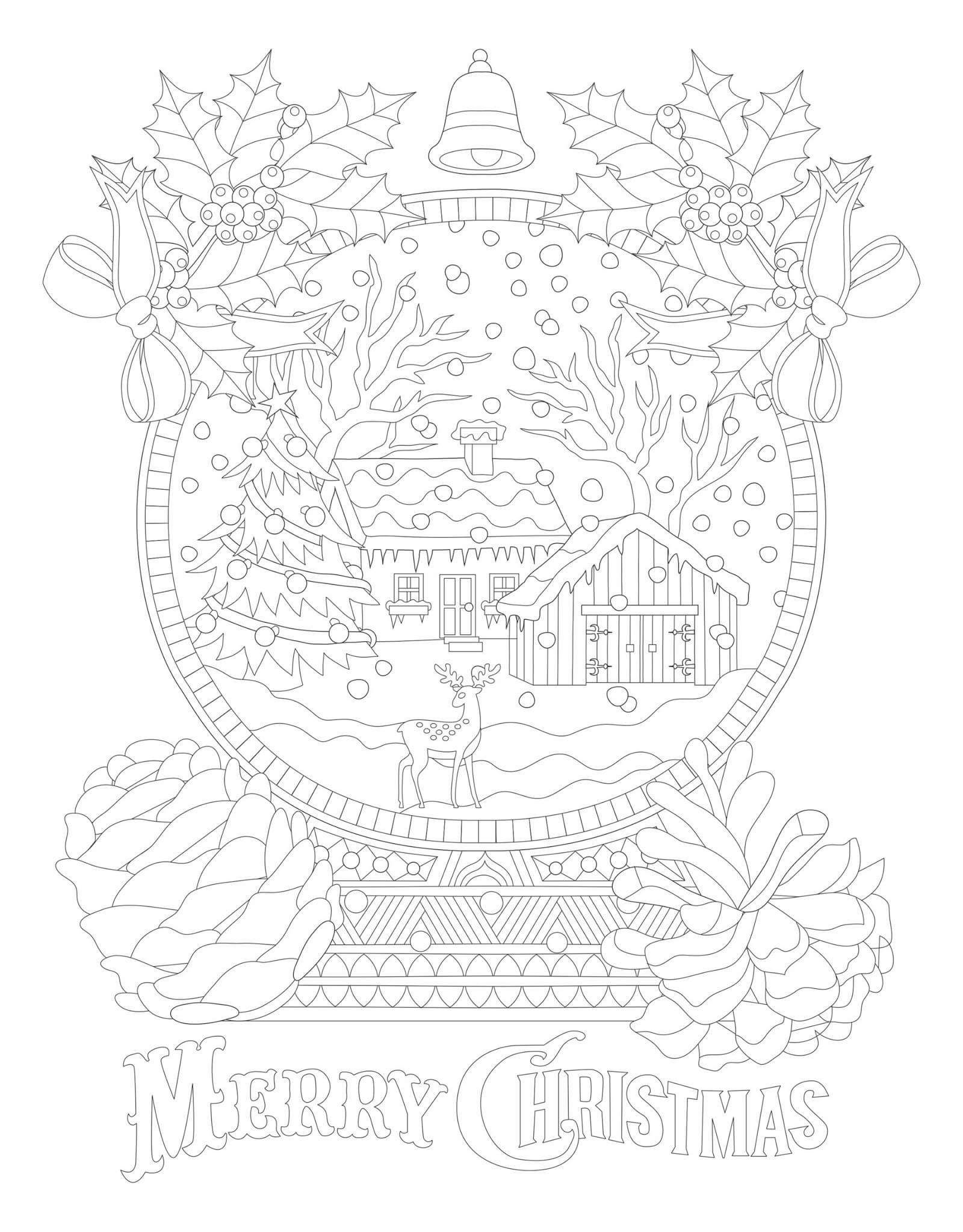 10636736 971978392864045 1966494562933115994 O Jpg 1 600 2 048 Pixels Christmas Coloring Sheets Christmas Coloring Pages Animal Coloring Pages