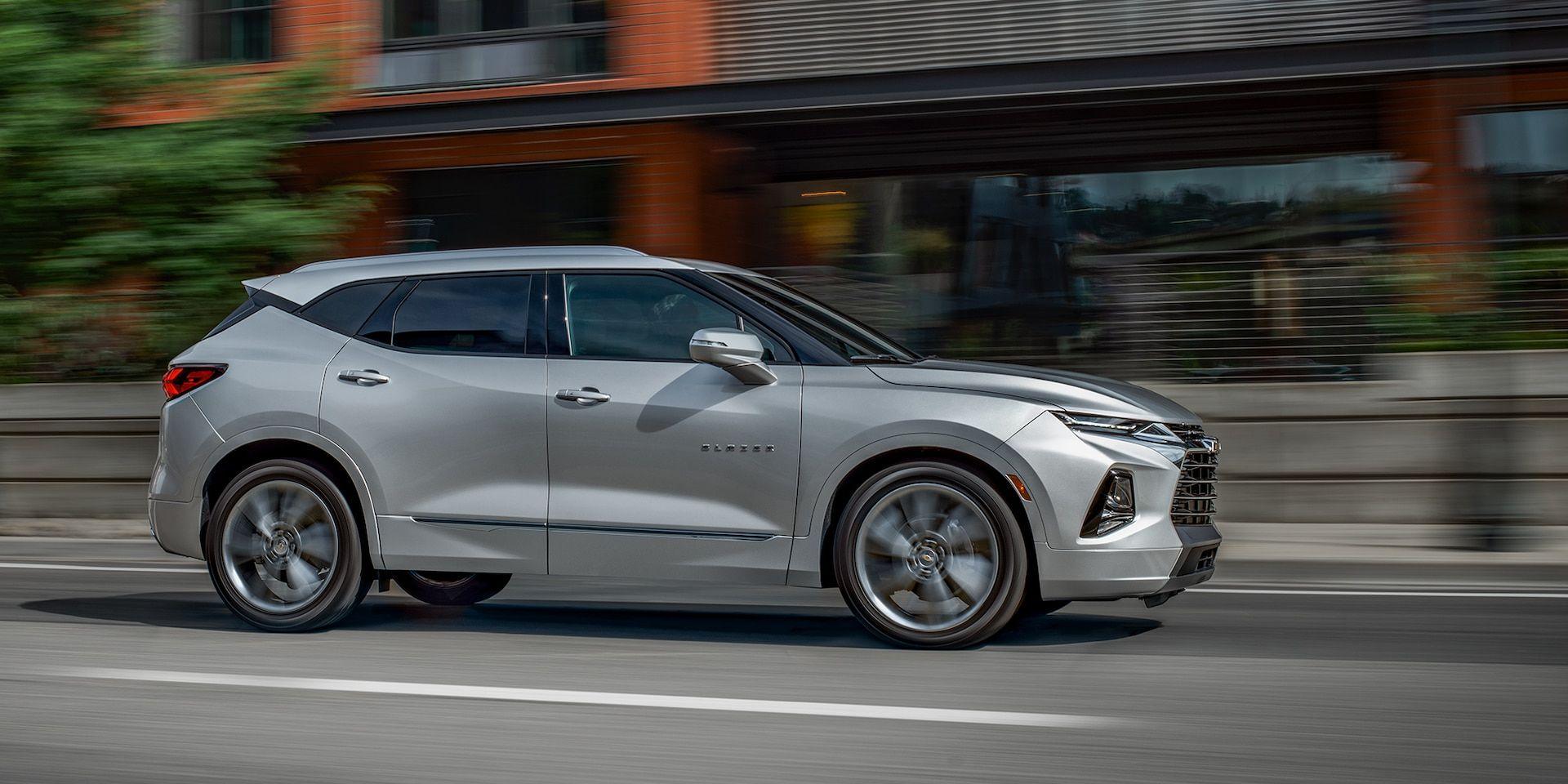 New Chevy Suv >> 2019 Chevrolet Blazer Sporty Suv At Chevrolet Cadillac Of Santa Fe
