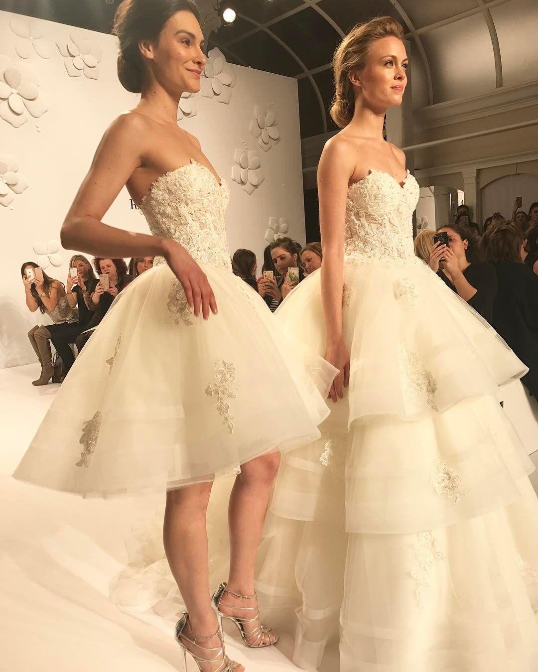 Twoinone wedding dress from randyfenolius brand new bridal
