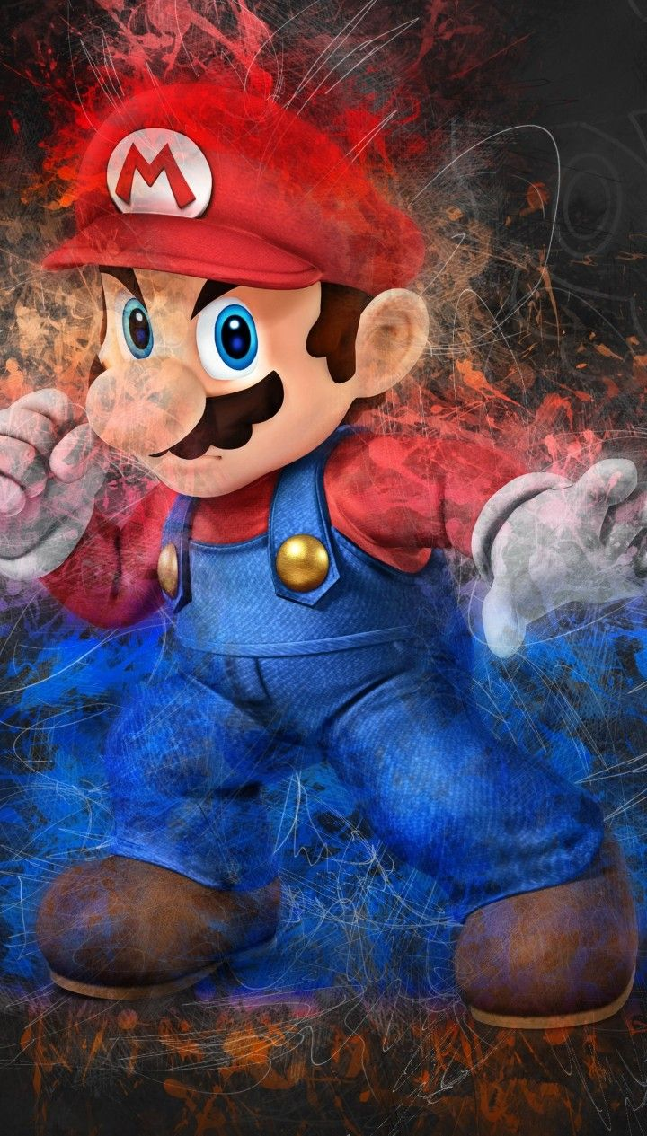 Pin By Sharon Bianco On Mario Drawing Pinterest