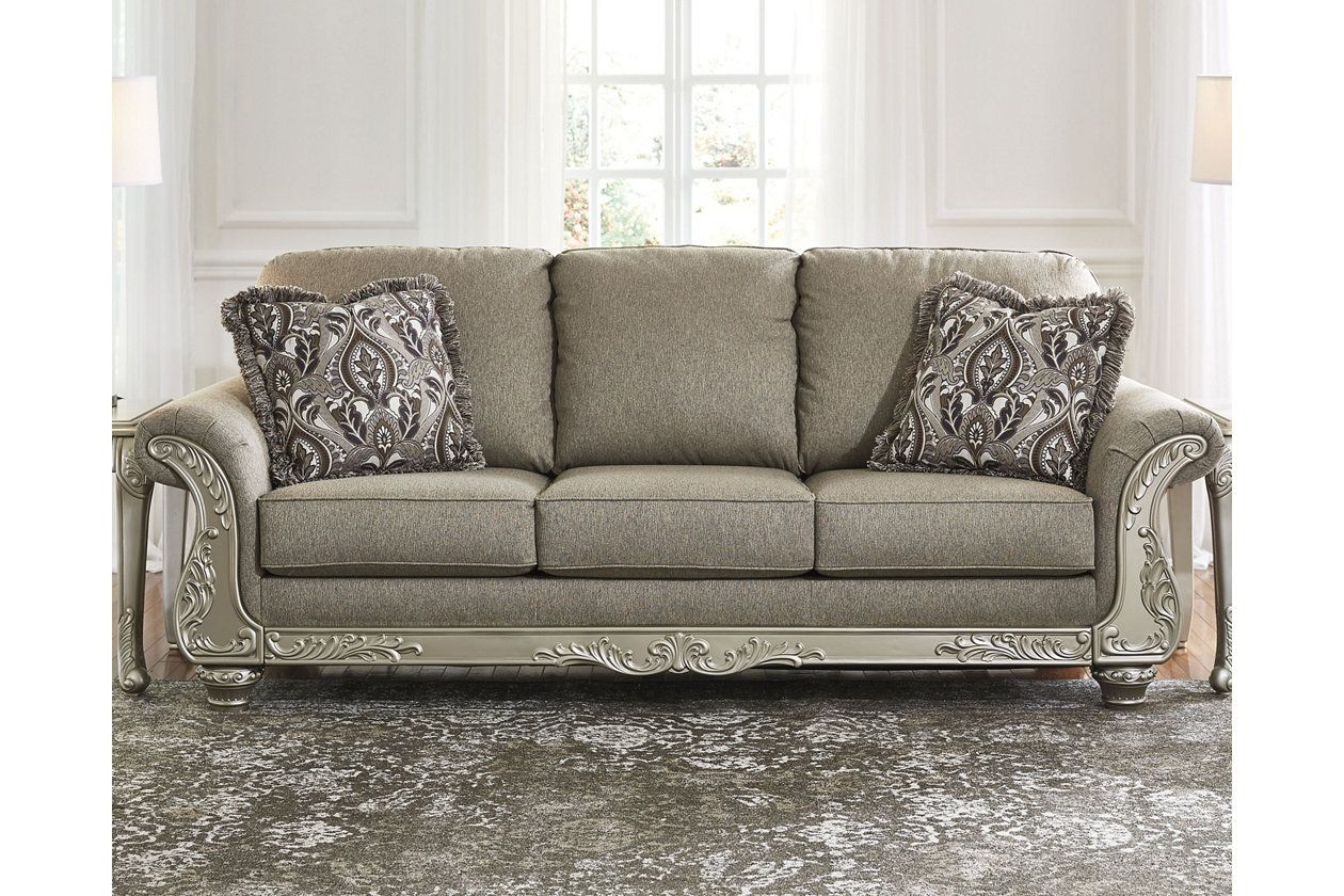 gailian sofa ashley furniture homestore glamorous living room