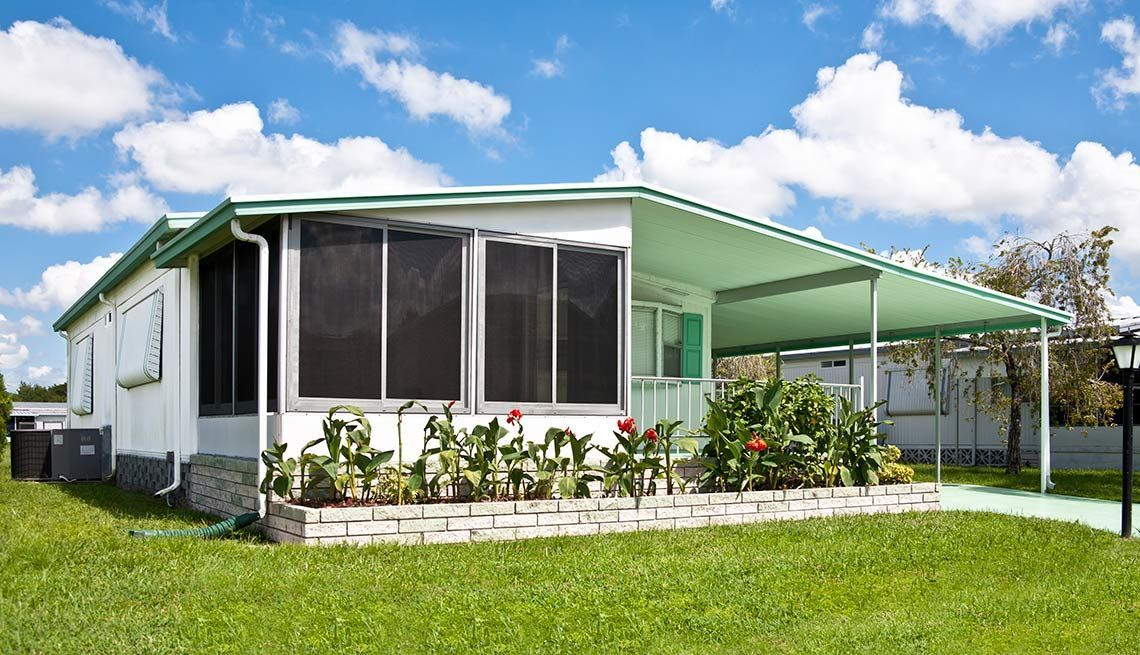 Foremost AARP mobile home insurance program in 2020