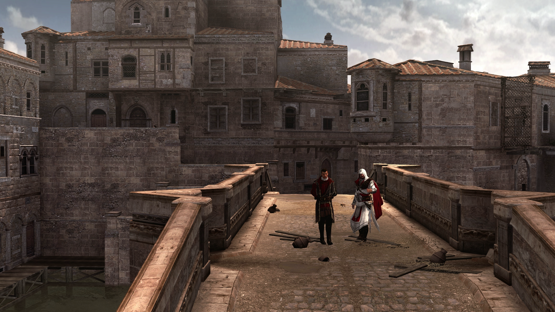 Collegiate Church of San Gimignano Assassin s Creed Renaissance
