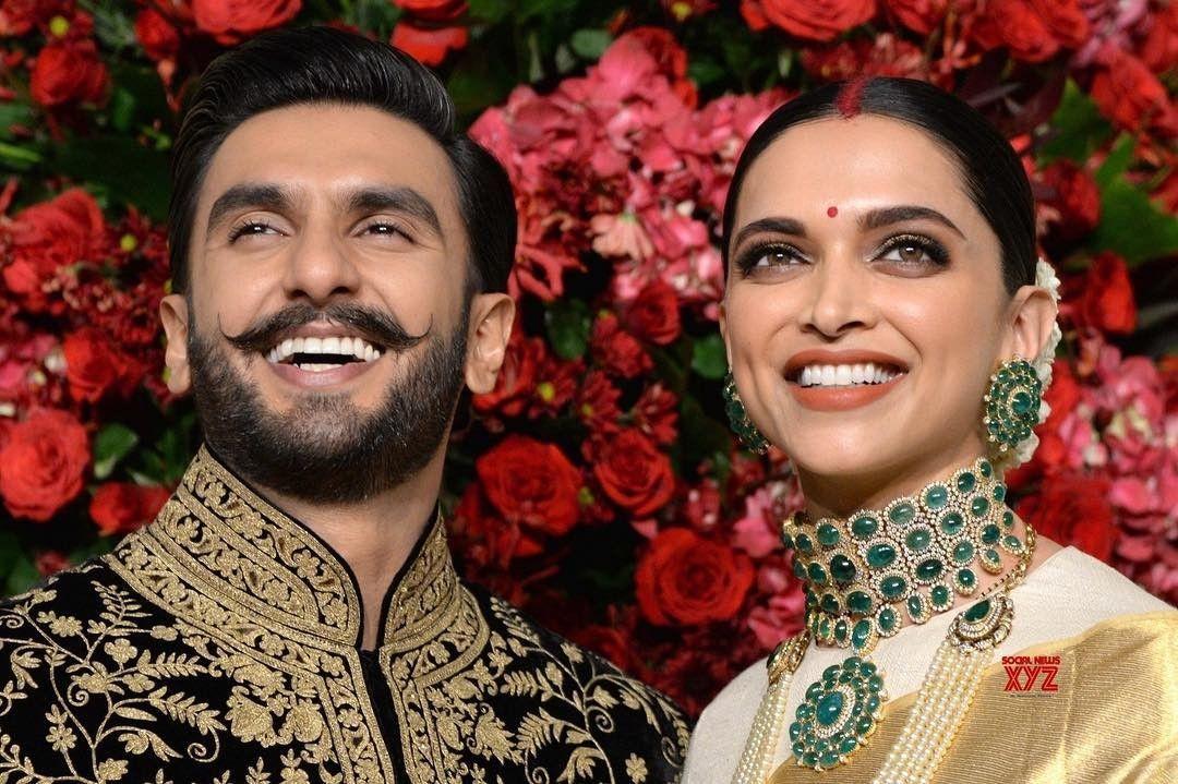 #Deepveer Deepika Padukone n Ranveer Singh at her Wedding ...