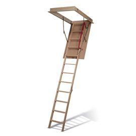 Escalier Kentron escamotable avec trappe isolée | Escalier, Trappe, Castorama